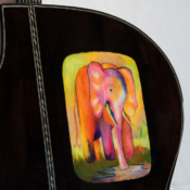 Maingard-Guitars Painted Guitars8